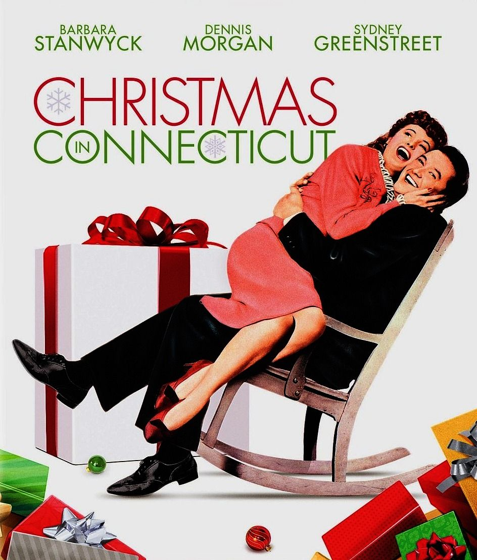 Christmas In Connecticut Movie.Pin By Bill Yarbor On Christmas In Connecticut Christmas