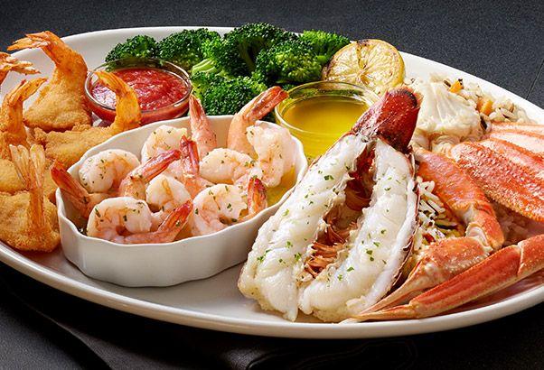 Specials Menu Red Lobster Seafood Restaurants Food For