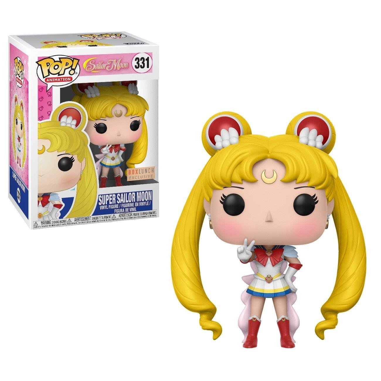 Sailor Moon Super Sailor Moon POP! Animation action