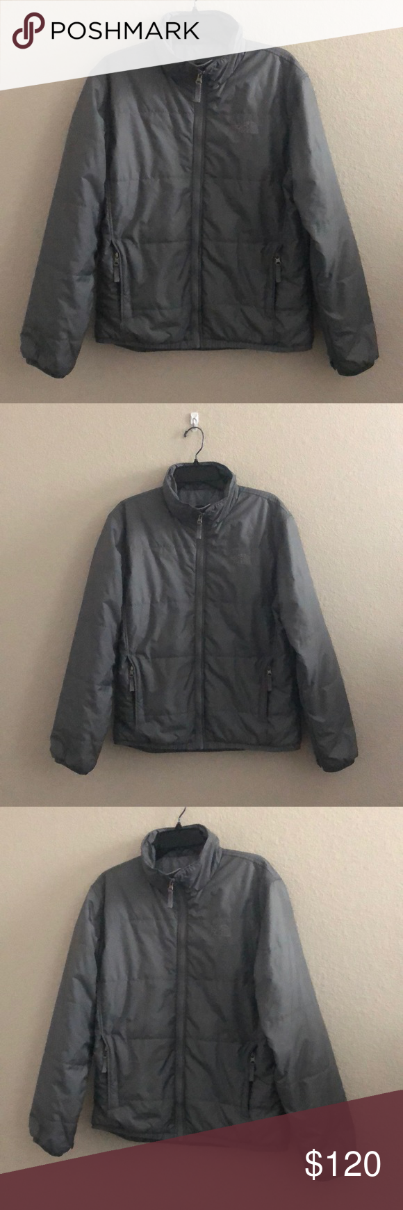 b91c769f32a3 The North Face full-zip puff bomber winter jacket The North Face Mens  puffer bomber winter jacket Details  Full-zip closure High mock neckline  Boxy ...