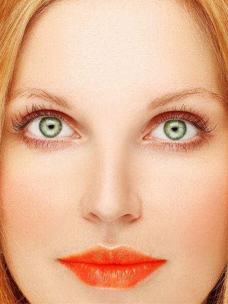 Blaue Augen Lasern