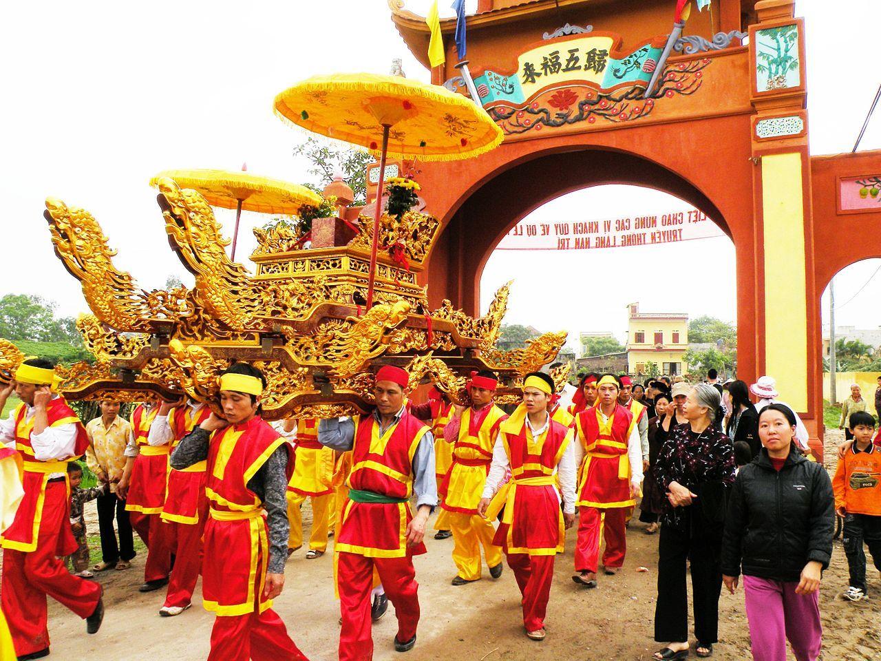Lễ hội Nam Trì Hưng Yên