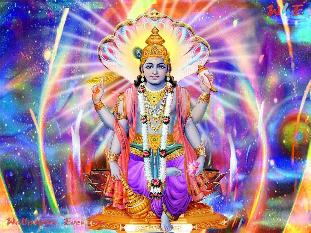 Image result for vishnu god