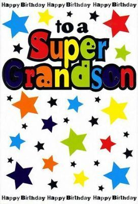 Birthday Greetings To A Grandson Yahoo Image Search