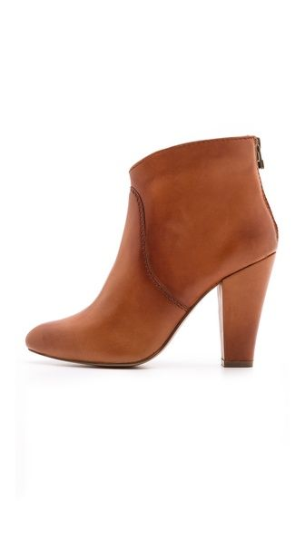 The perfect tan bootie, $159.