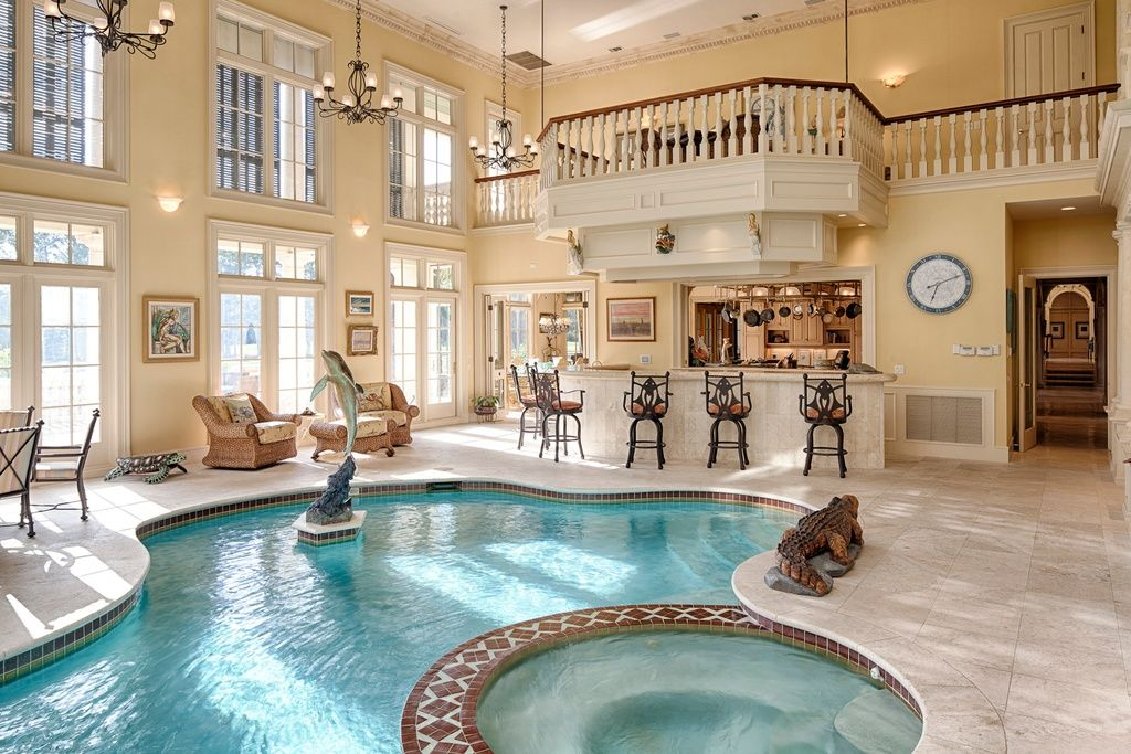 Hilton Head Home For Sale Luxury Homes Pool Houses House Design