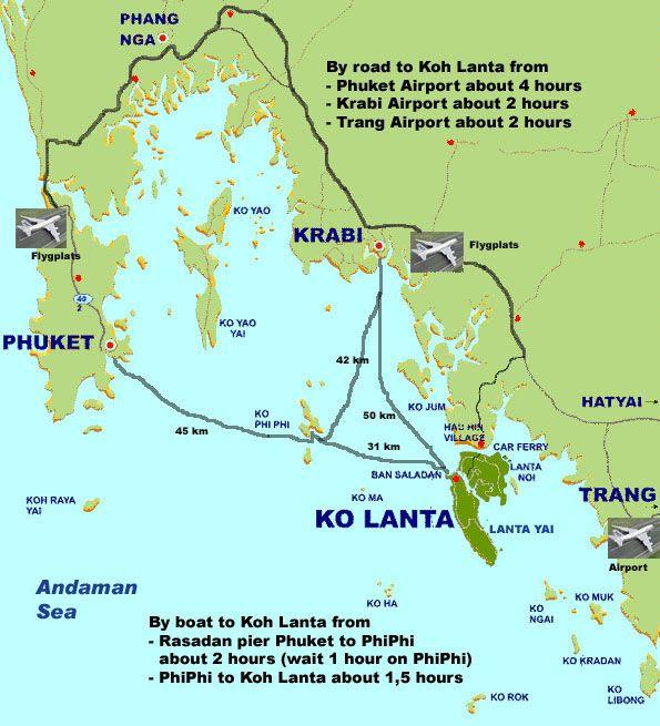 Koh Lanta Google Search Thailand Adventure Thailand Travel