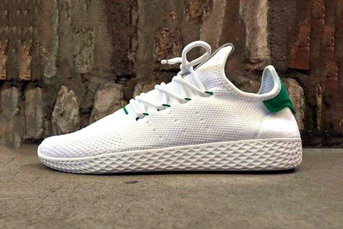 Voici l'inédite Adidas Originals Human Race de Pharrell