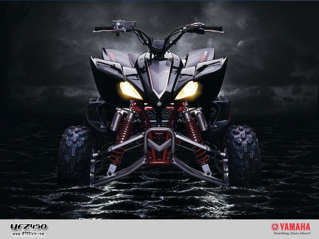Raptor Wallpapers Wallpaper Yamaha Atv Atv Motocross Atv