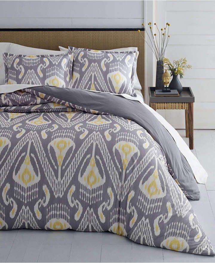 Azalea Skye Global Ikat Duvet Set, Twin & Reviews - Duvet Covers - Bed & Bath - Macy's