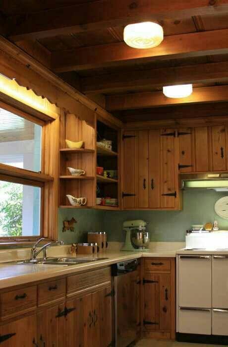 pineloise adams on home ideas  pine kitchen cabinets