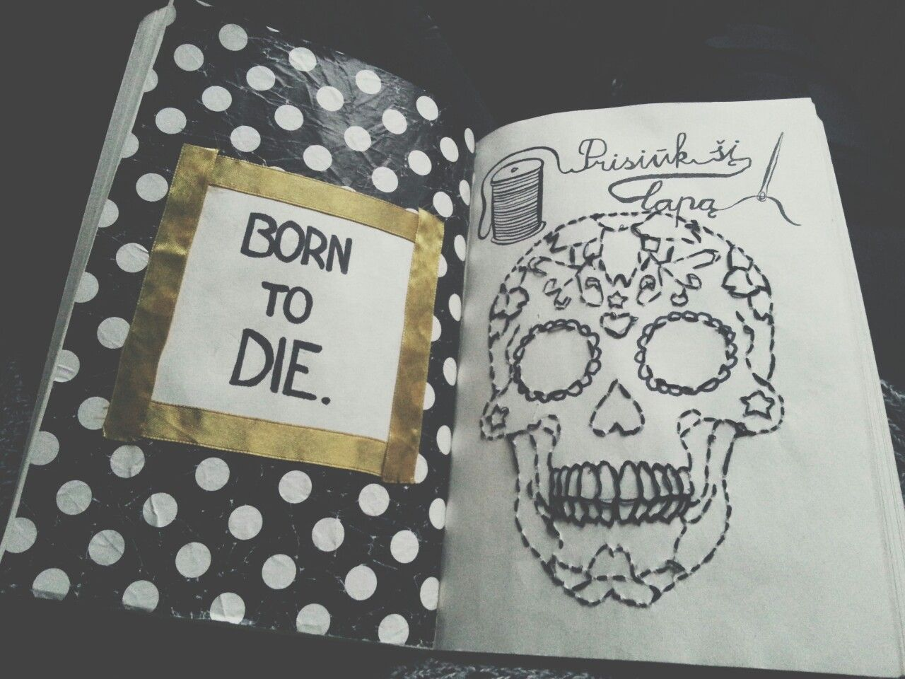 sew this page wreck this journal - Google Search  Wreck This Journal Sew This Page