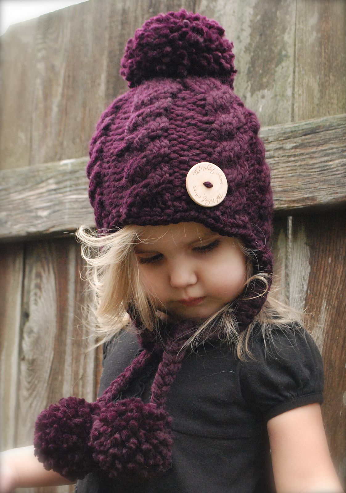 Roxie Hat pattern by Heidi May