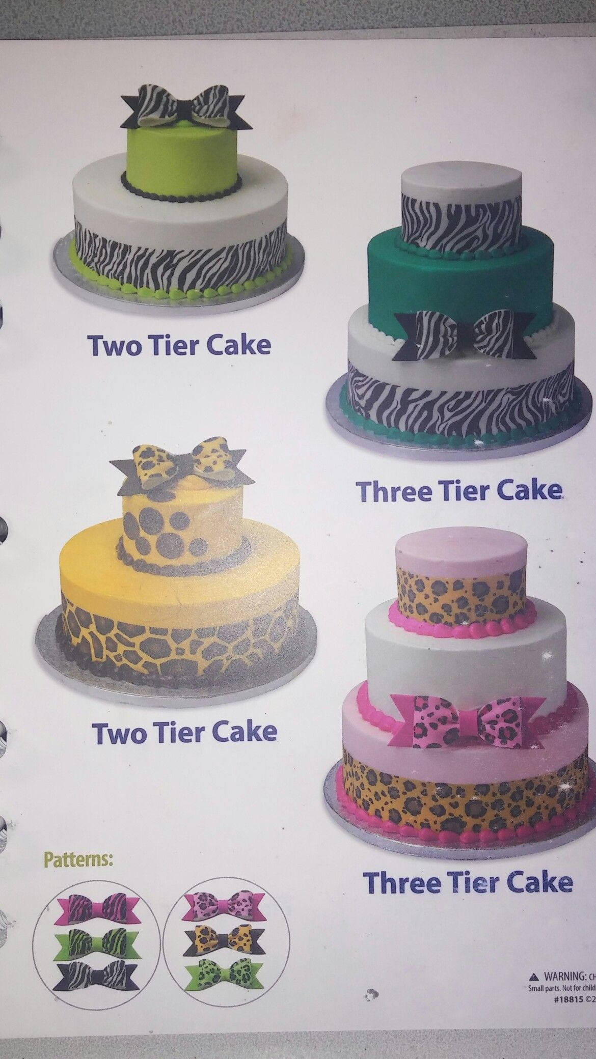Fantastic Sams Club Safari Tier Cake With Images Tiered Cakes Three Funny Birthday Cards Online Alyptdamsfinfo