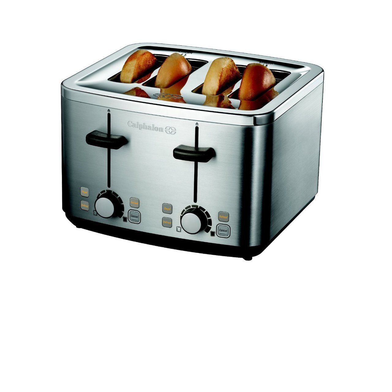 CALPHALON 4-Slot Toaster Stainless $69.95 OUT THE DOOR! PICK UP OR WE WILL SHIP FREE CULINART www.shopculinart.com