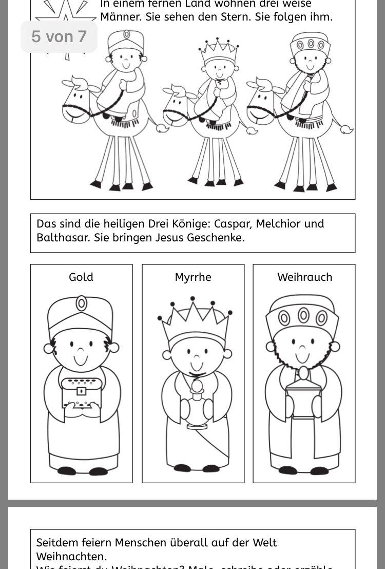 Heilige Drei Könige Kindergarten