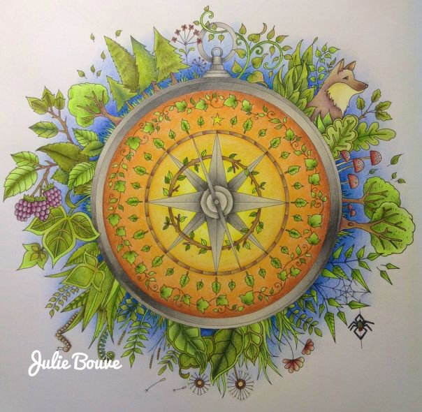 Posts About Colored Pages On Julies Passion For Coloring Adult ColoringColoring BooksColouringJohanna BasfordBook ArtForestsEnchantedArt