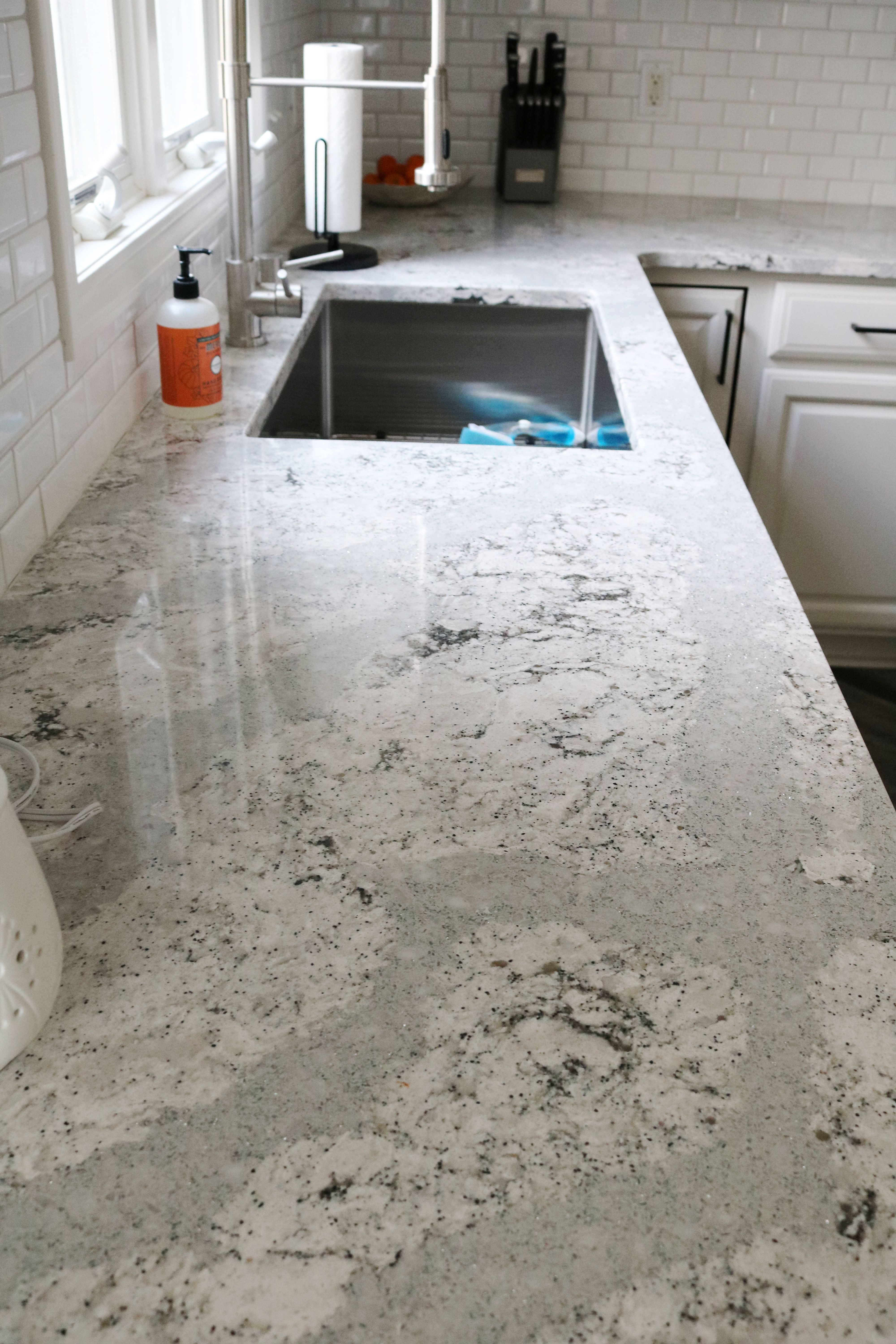 This Countertop Is From Cambria In Summerhill Replacing Kitchen