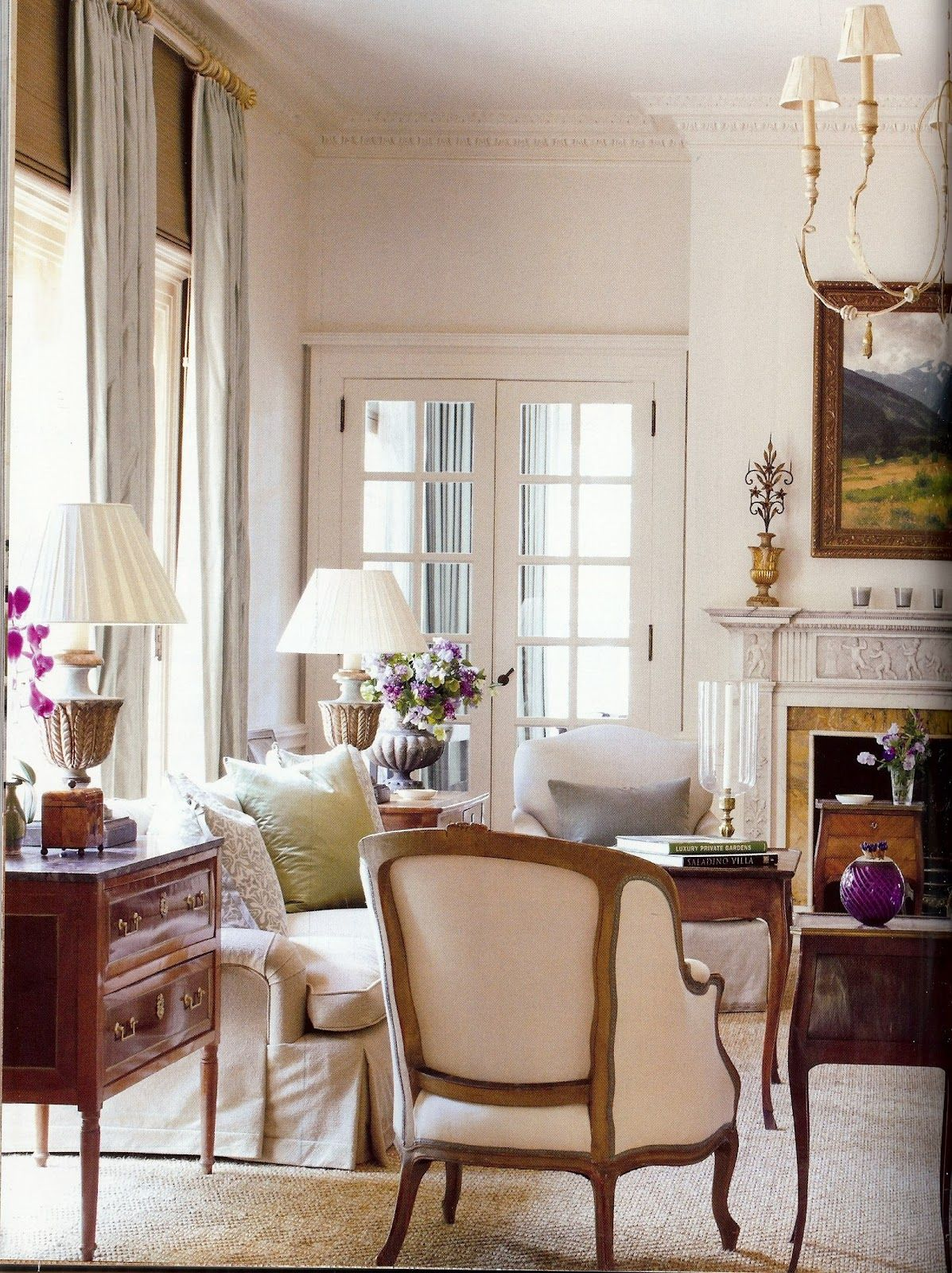 Circa Circa S Jane Schwab Featured In Veranda Living