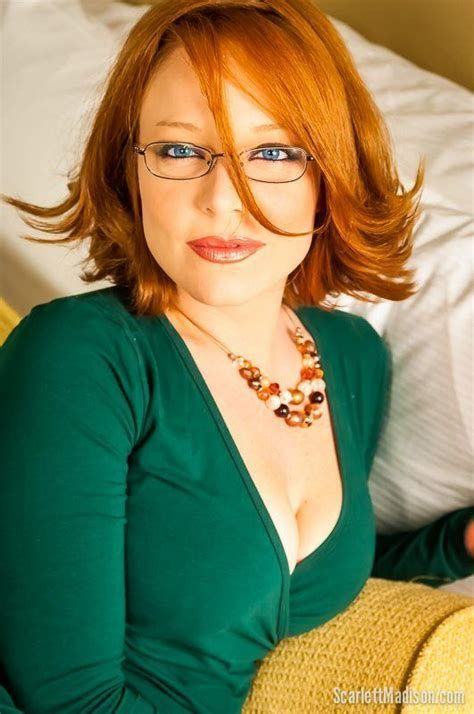 Fabulous redheaded milf