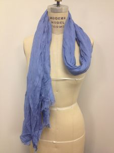 4 fun ways to tie a scarf real simple scarves and clothing 4 fun ways to tie a scarf ccuart Images