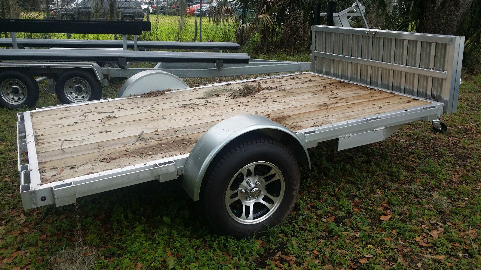 Pin by Gene Floyd on Campers   Utility trailer, Atv ...