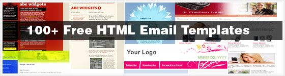 Brilliant Html Email Newsletter Templates For Online Marketing