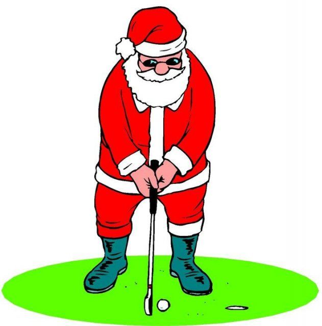 Christmas Golf Clipart - Clipart Kid | Images Winter