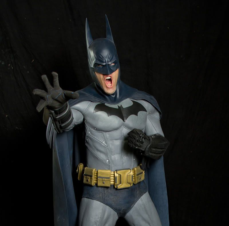 Awesome BATMAN ARKHAM CITY Costume Design u2014 GeekTyrant & Awesome BATMAN: ARKHAM CITY Costume Design u2014 GeekTyrant | The Dark ...