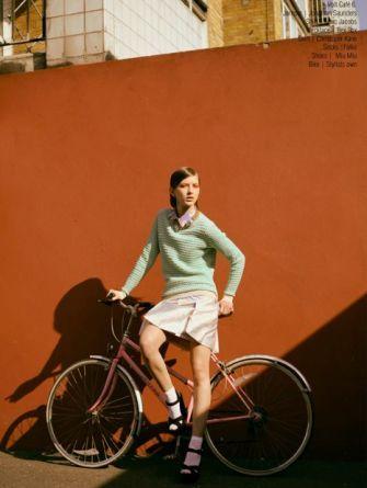 Aradia Crockett @ Frank Agency