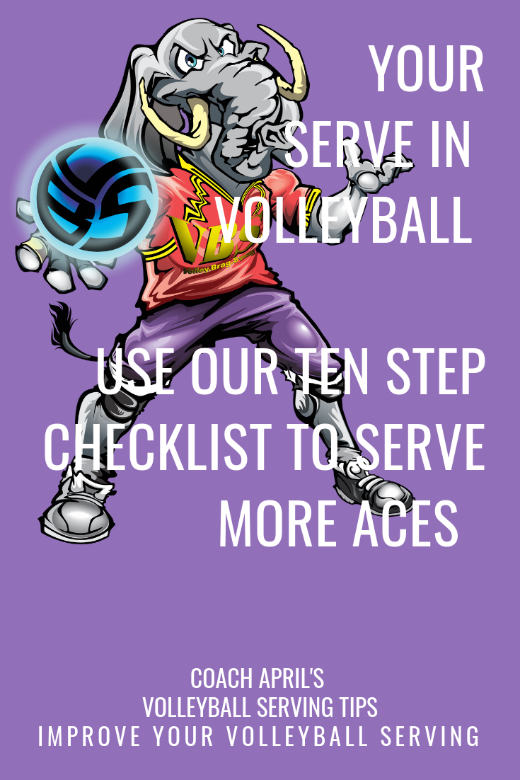 Your Serve In Volleyball 10 Tips To Score More Aces In Volleyball Volleyball Serve Volleyball Coaching Volleyball