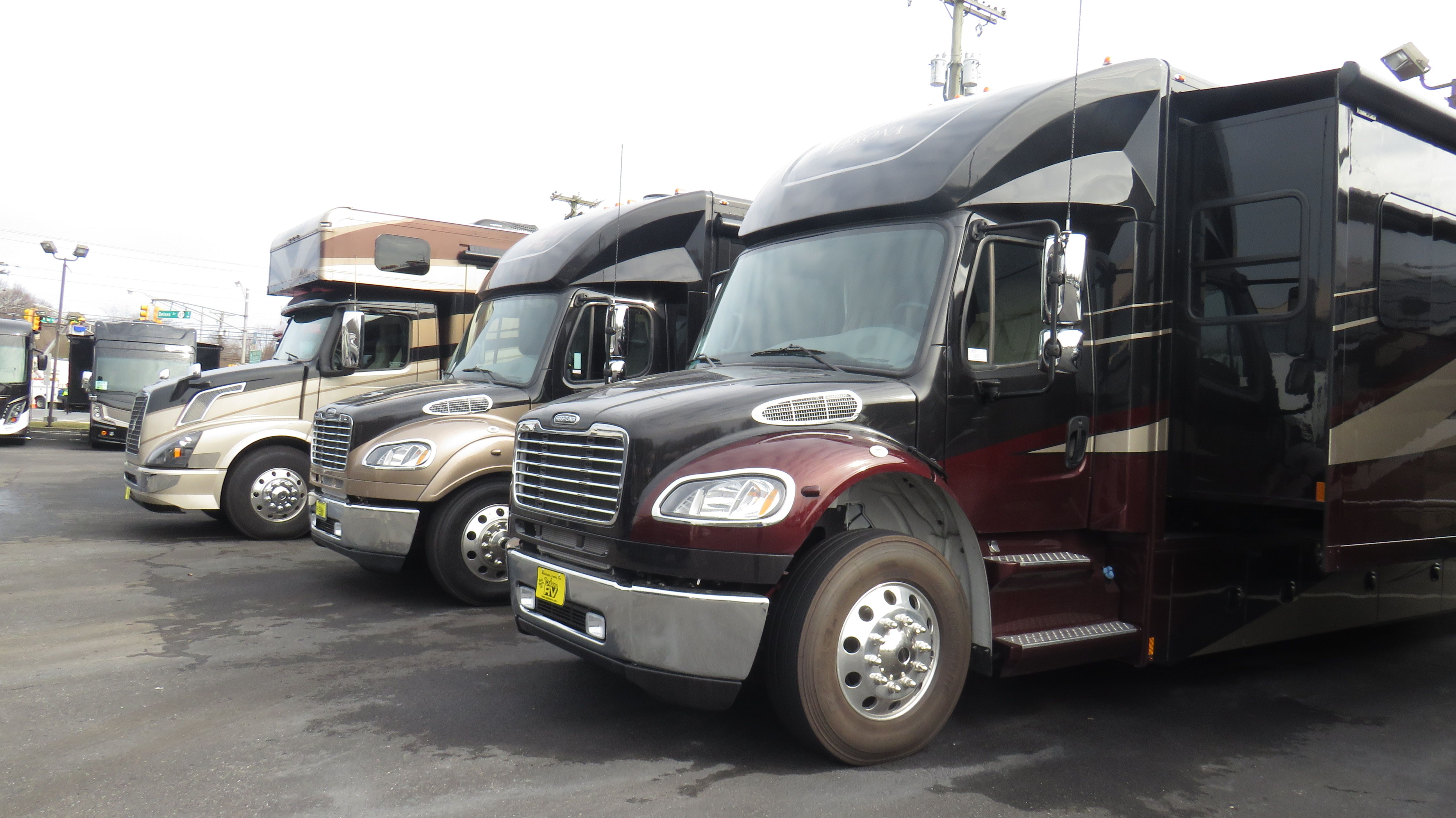 Dylans rv center motorhomes for sale class b