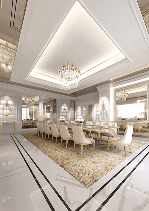 Luxury Formal Dining Room Sets: Interiors In 2019