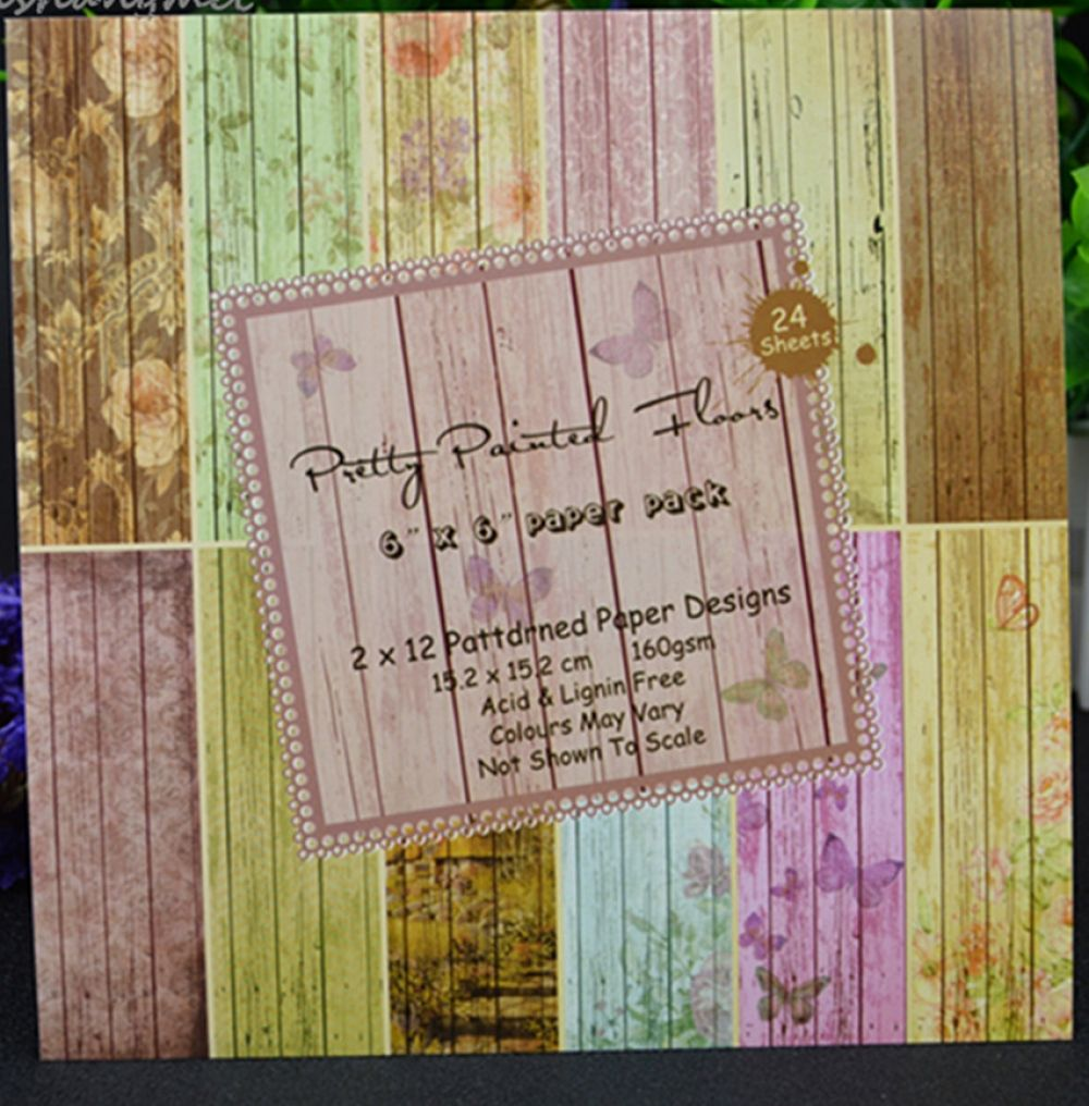 Farm style scrapbooking paper pack price 995 free