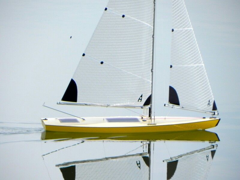 Rc star 45   103020 RC Sailboats   Boat, Sailboat, Rc model