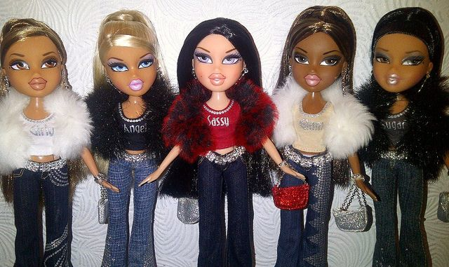 "Bratz Forever Diamondz Dolls | ""BRATZ DOLLS"" | Bratz ..."