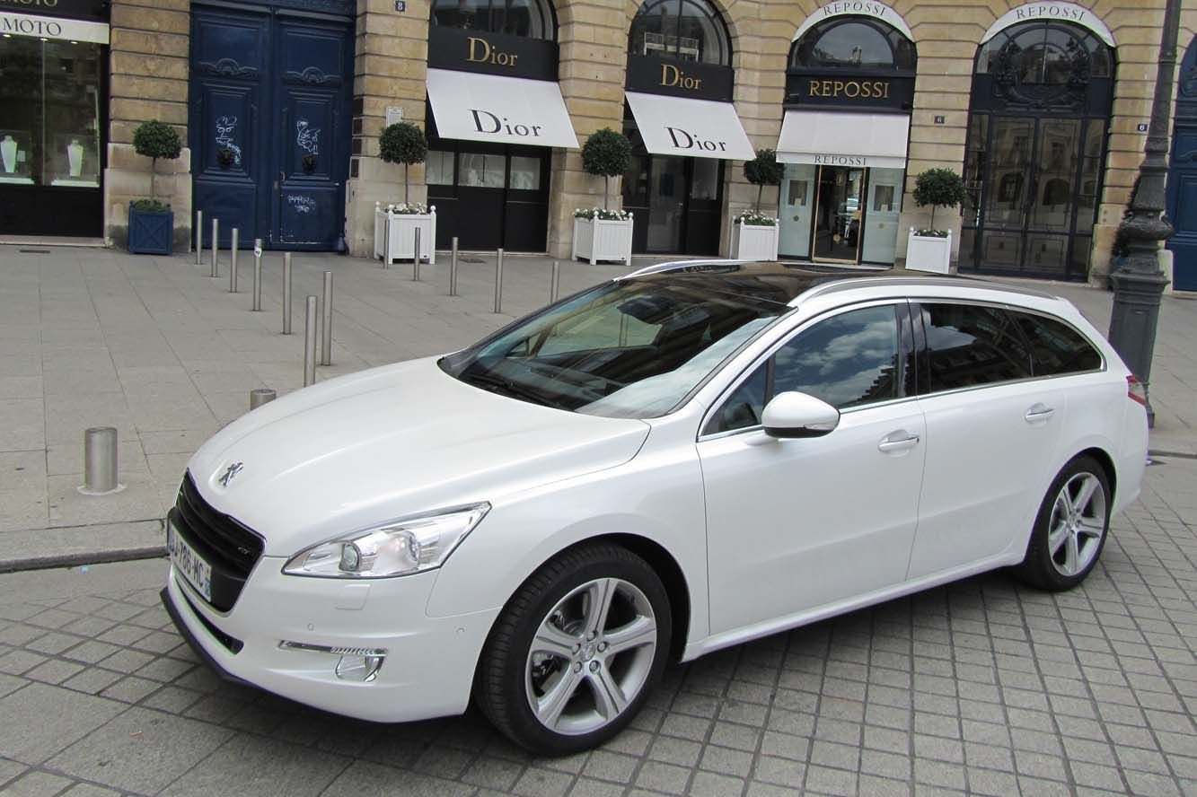 Peugeot 508 SW HDI 204 GT
