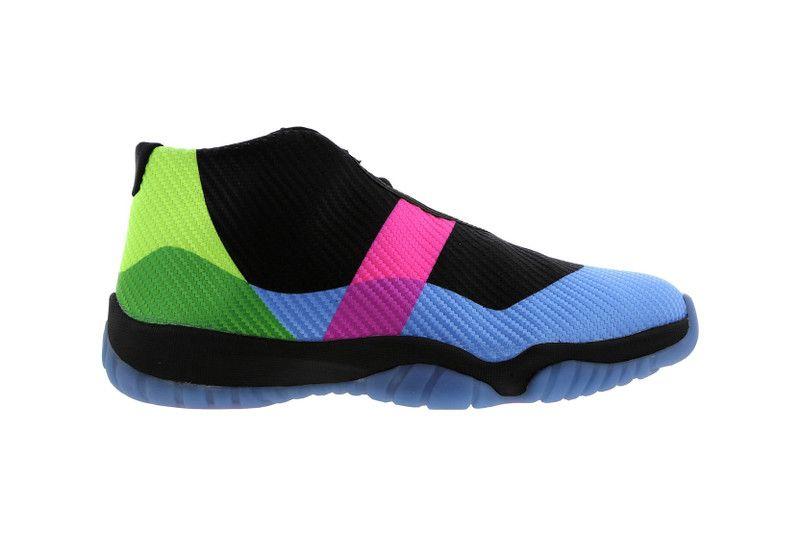 sports shoes acdef 53680 A First Look at Jordan Brand's Jordan Future Quai 54 ...