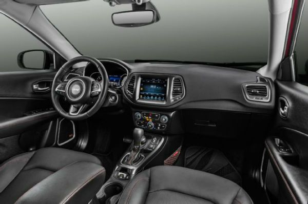 2018 Jeep Compass Latitude Interior   Jeep   Pinterest   Jeep ...