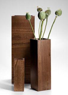 Unique By U Diy Wooden Vases Wooden Vase Wood Vase Wooden Diy