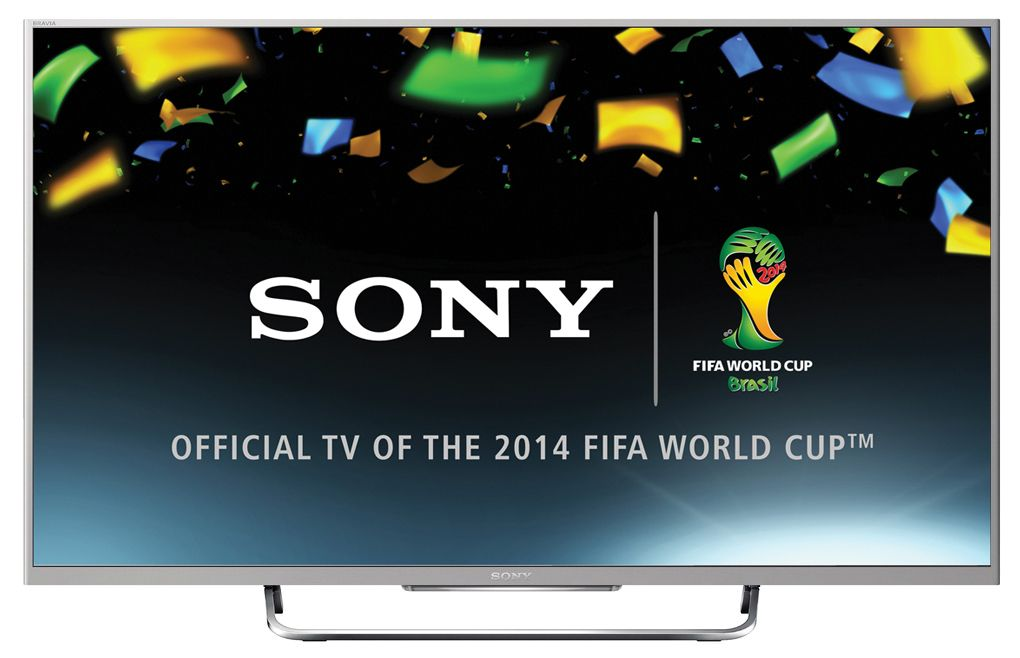 Official TV of the 2014 FIFA world cup | Sony TV Review