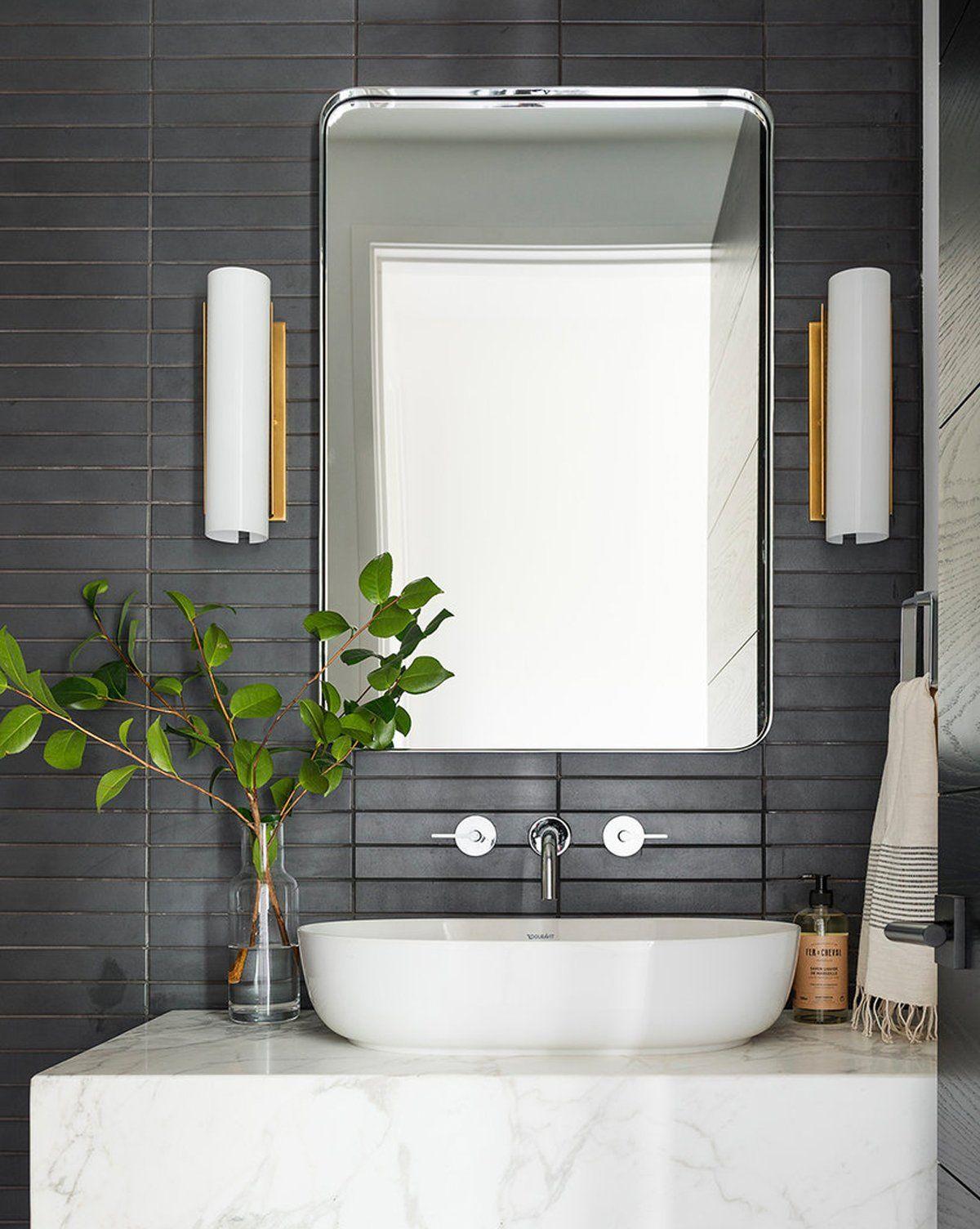 Lighting Stylish Home Decorations Mcgee Co Sconces Exterior Bathroom Bathroom Decor [ 1504 x 1200 Pixel ]