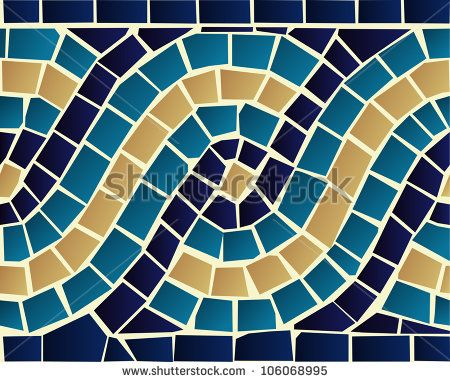 Image result for simple mosaic patterns