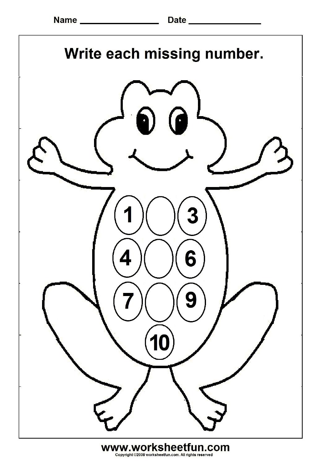 Free Fun Missing Number Worksheets Kindergarten Math Worksheets Kindergarten Math Winter Math [ 2048 x 1448 Pixel ]