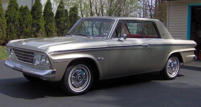 1964 Studebaker Daytona 2dr Hardtop Remember Bertha Studebaker Daytona Packard