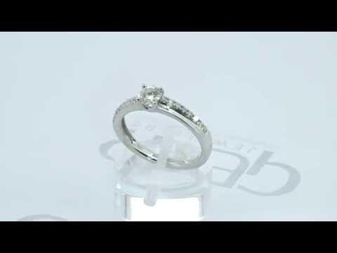 Gear Jewellers Dublin White Gold Diamond Engagement Ring 0101180 Engagement Rings White Gold Diamond Engagement Ring Diamond Engagement Rings