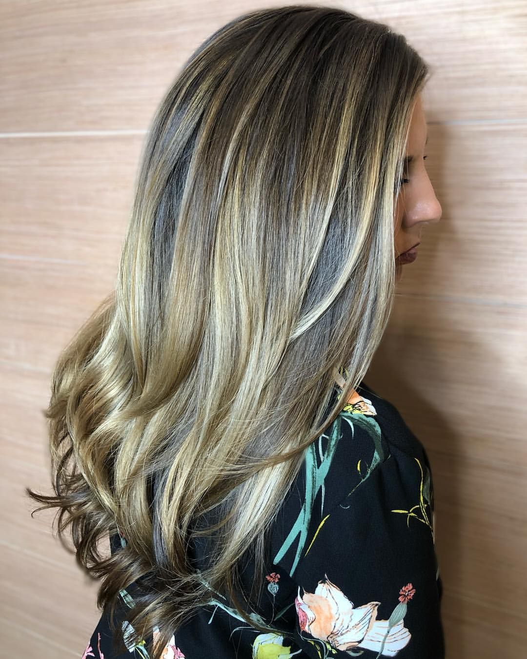 We Re Obsessing Over This Gorgeous Balayage And Blowout By Jodi Stormshak Owner Creative Director Of August Pearl Cool Hairstyles Long Hair Styles Balayage