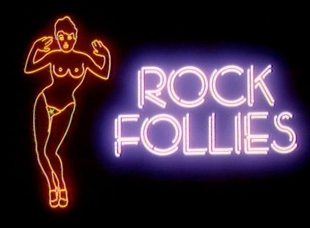 Rock Follies title card