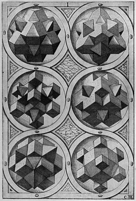art mathematics geometry alchemy mystic Creation Complex ... Platonic Solids Art