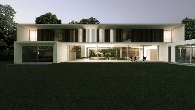 villa moderne p pres de lyon jy arrivetz architecte et s belle